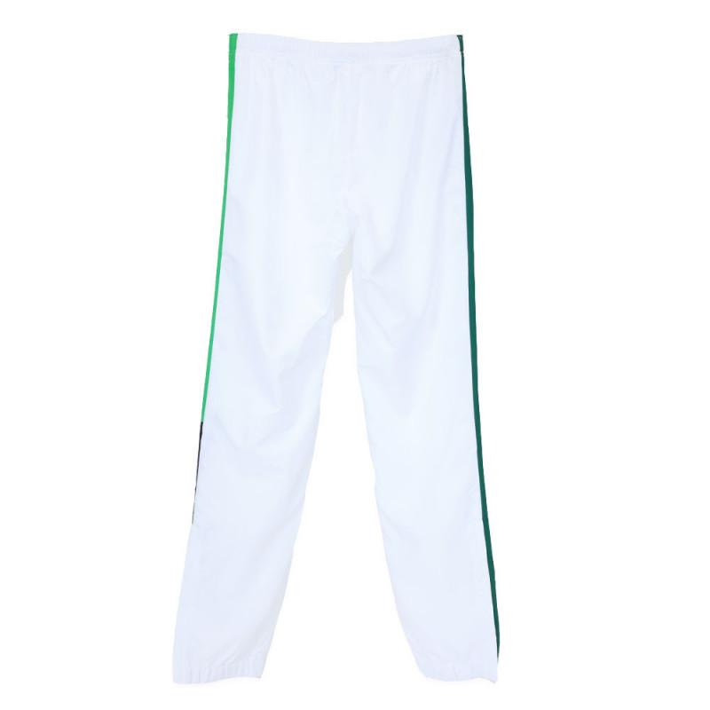 Pantalon de survêtement Lacoste Blanc