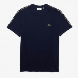 T-shirt Lacoste signature...