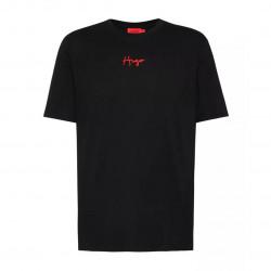 T-shirt Hugo Durned214 Noir