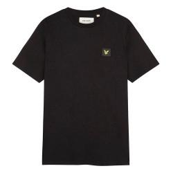 T-shirt Lyle & Scott noir