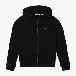 Sweatshirt Lacoste zippé à...