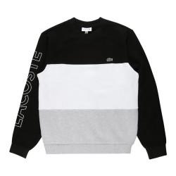 Sweatshirt Lacoste à col...