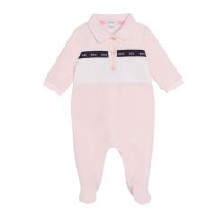 Pyjama Boss rose pour bébé