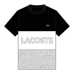 T-shirt Lacoste à col rond...