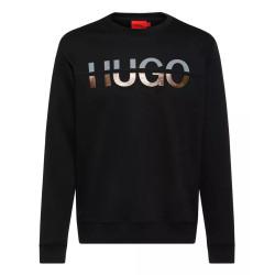 Sweat Hugo Derglas noir