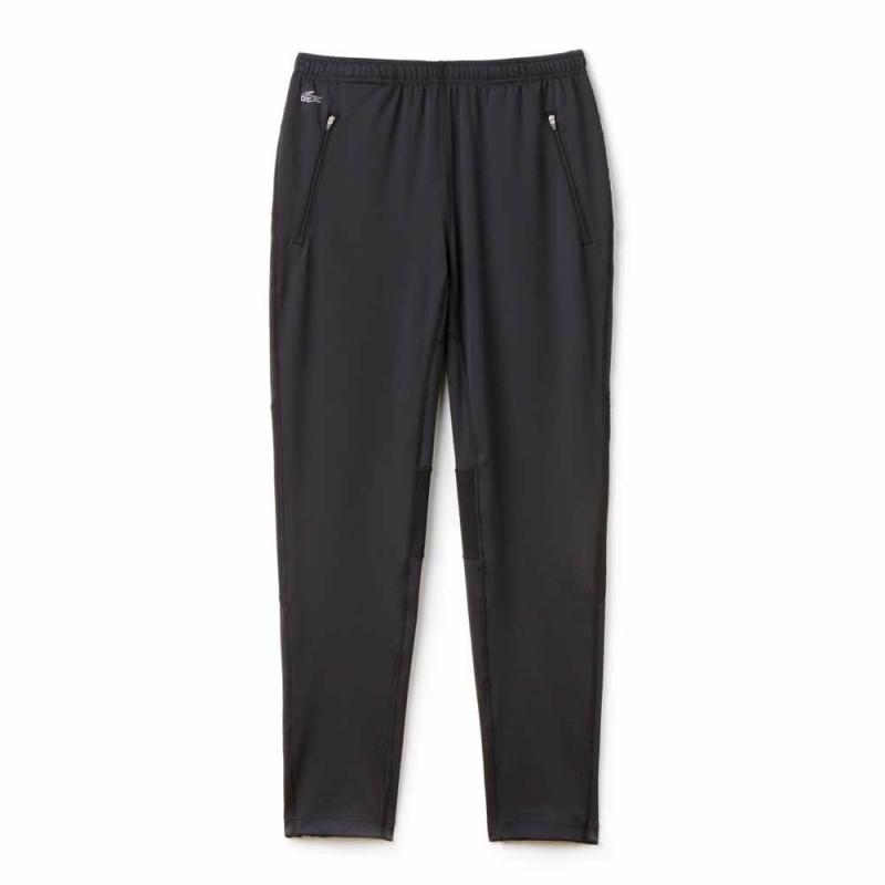 Pantalon de survêtement Lacoste SPORT noir