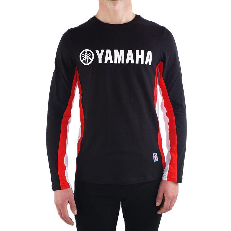 T-shirt manche longue Yamaha