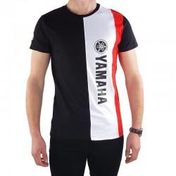 T-shirt Yamaha en coton