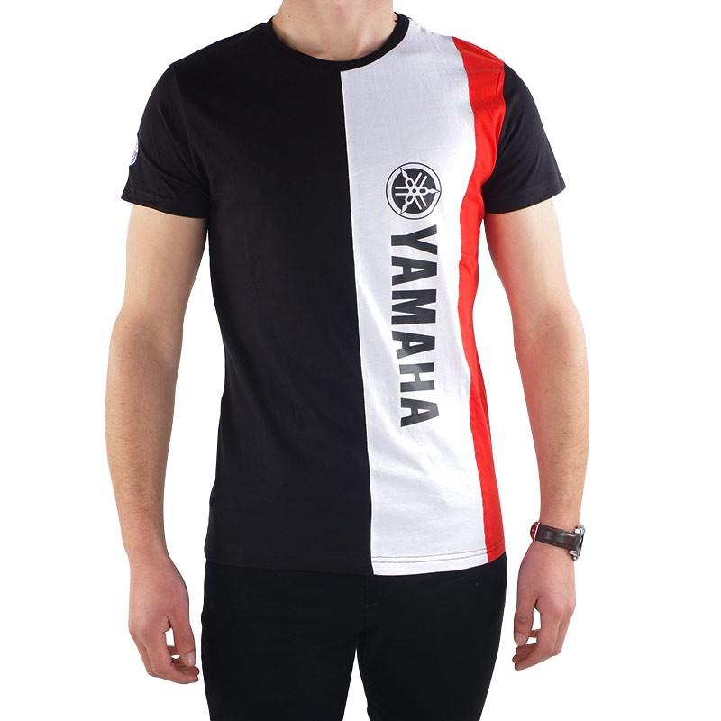 tee shirt homme yamaha