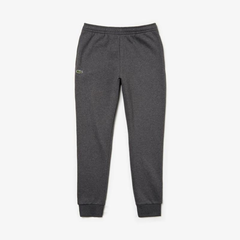 Pantalon de survêtement Tennis Lacoste SPORT gris