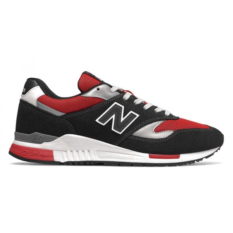 new balance 840 noir et rouge