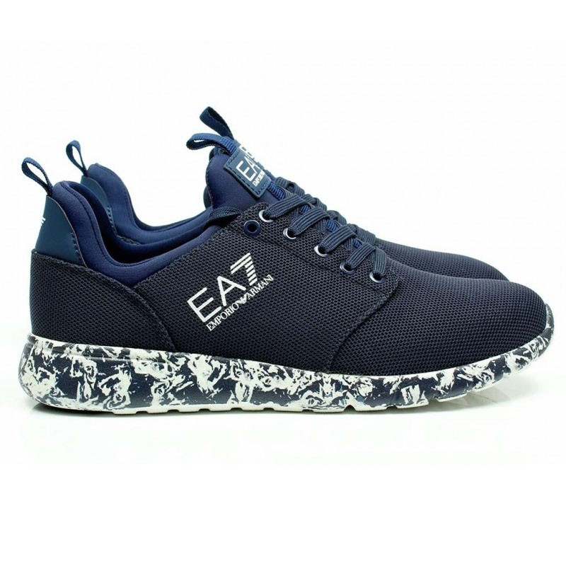 Baskes Armani EA7 Simple racer special midsole U