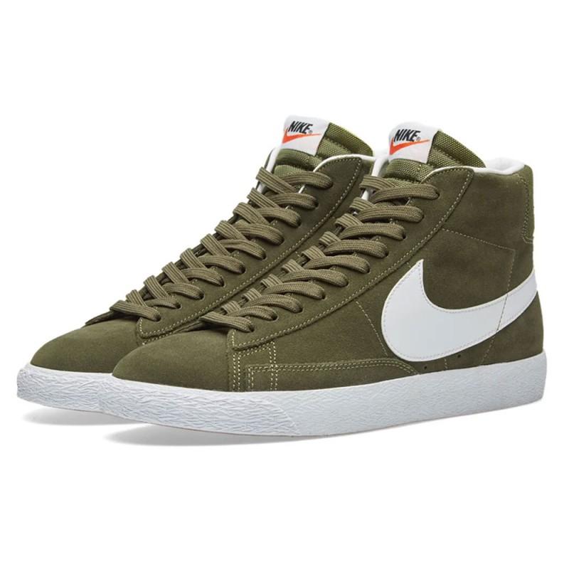 Baskets Nike Blazer Mid PRM