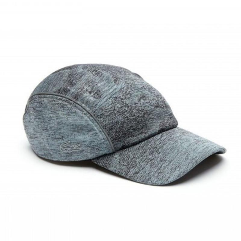 comment chercher meilleure qualité pour vente chaude authentique Vente casquette Lacoste SPORT RK3548-00 noir et étain pas chère
