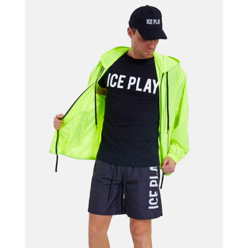 T-SHIRT ICE PLAY UOMO