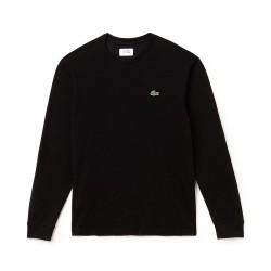 T-shirt Lacoste Noir manche longue 031 pour homme