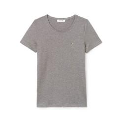 T-shirt Lacoste Gris pour femme UWC