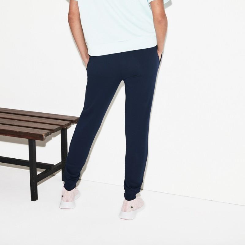 Pantalon Lacoste en coton pour Femme 166