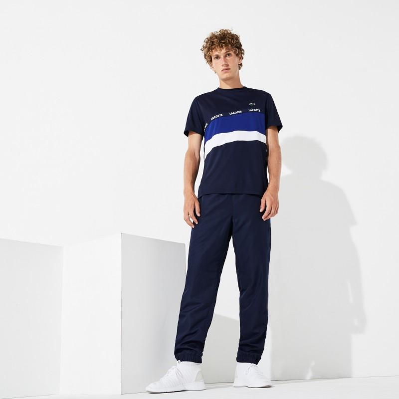 Pantalon Bleu de survêtement Lacoste SPORT pour Homme