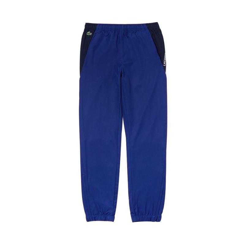 Pantalon Bleu de survêtement Lacoste SPORT pour Homme AXW