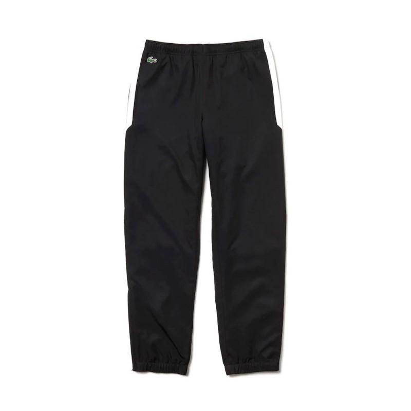 Pantalon Noir de survêtement Lacoste SPORT pour homme 1WT