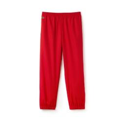 Pantalon de survêtement Homme Lacoste SPORT diamante uni Rouge