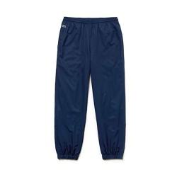 Pantalon de survêtement Homme Lacoste SPORT diamante uni Bleu