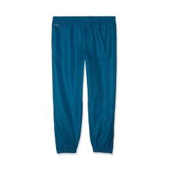 Pantalon de survêtement Homme Lacoste SPORT diamante uni Bleu 05A