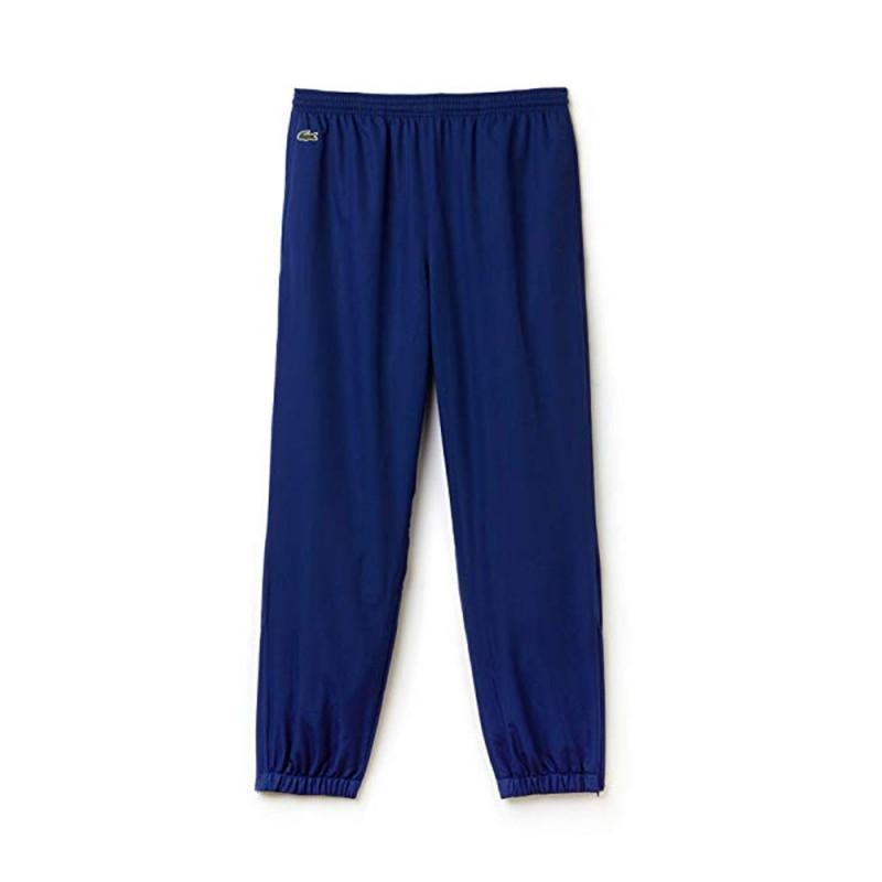 Pantalon de survêtement Homme Lacoste SPORT diamante uni Bleu S2P
