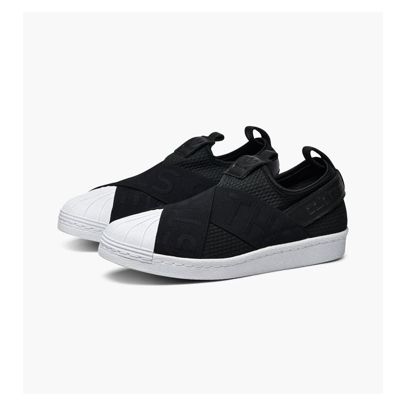 Baskets Adidas Superstar slipon W