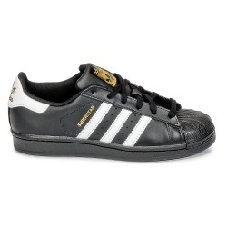 Baskets adidas Originals Superstar - Noir