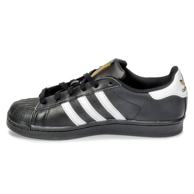 Basket adidas Originals Superstar - Noir