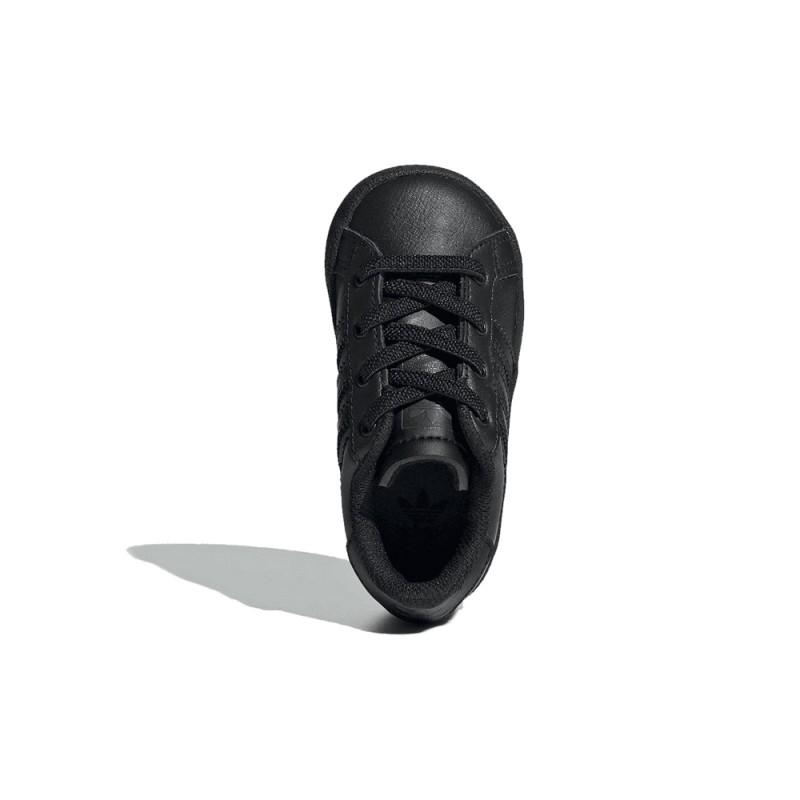 Baskets Adidas Coast Star EL I Noir