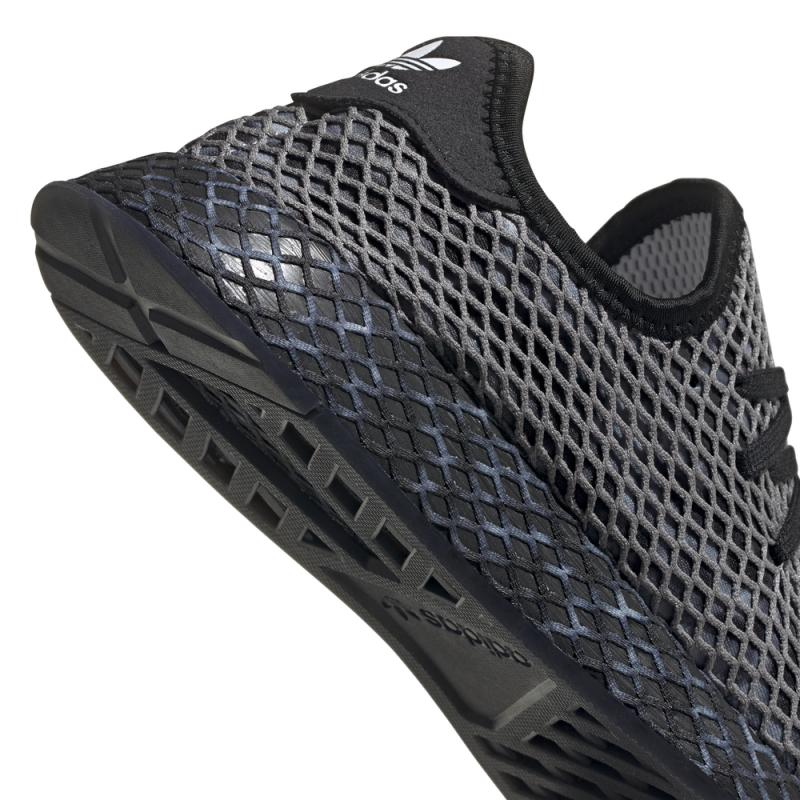 Baskets Adidas Deerupt Runner Gris/Noir
