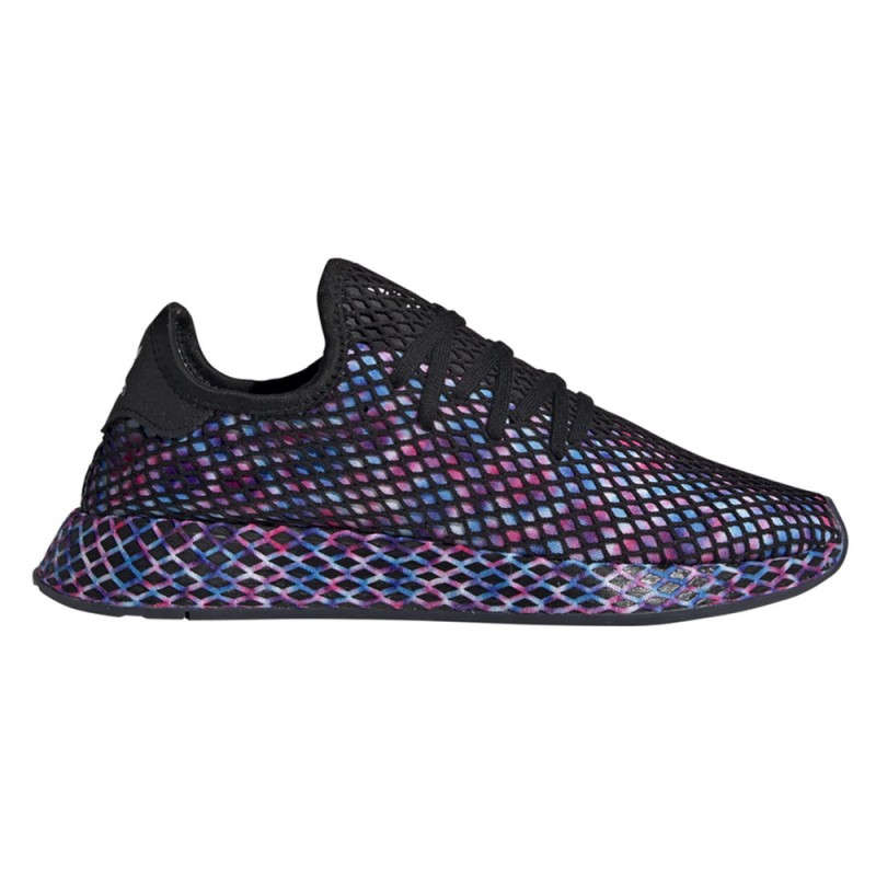 Baskets Adidas Deerupt Runner Noir/Couleur