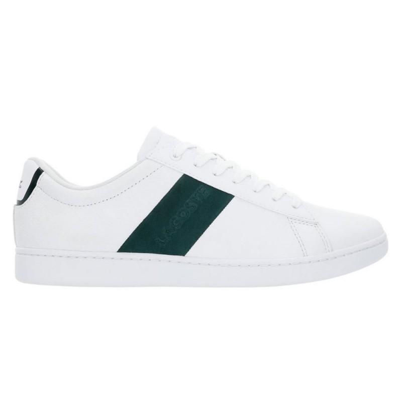 Lacoste Carnaby Evo 319 1 BlancVert Synthétique