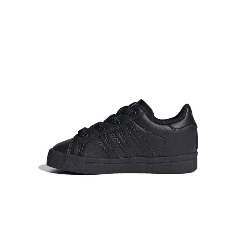 Baskets Adidas Coast Star EL I Noir