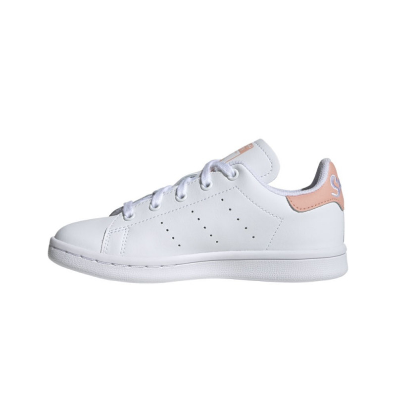 Baskets Adidas Stan Smith C Blanc/Rose