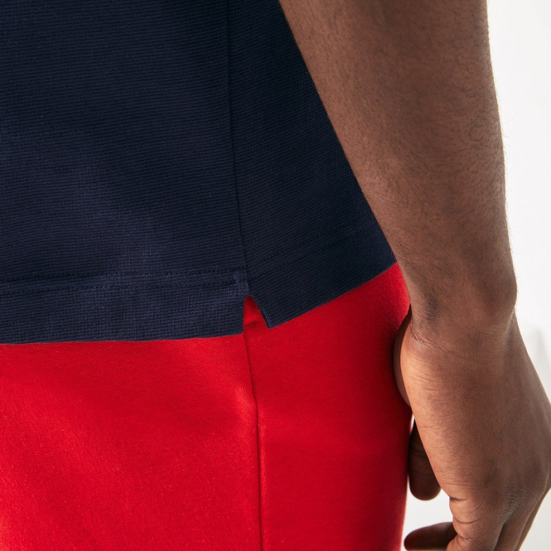 Polo regular fit Lacoste SPORT en maille ultra-légère