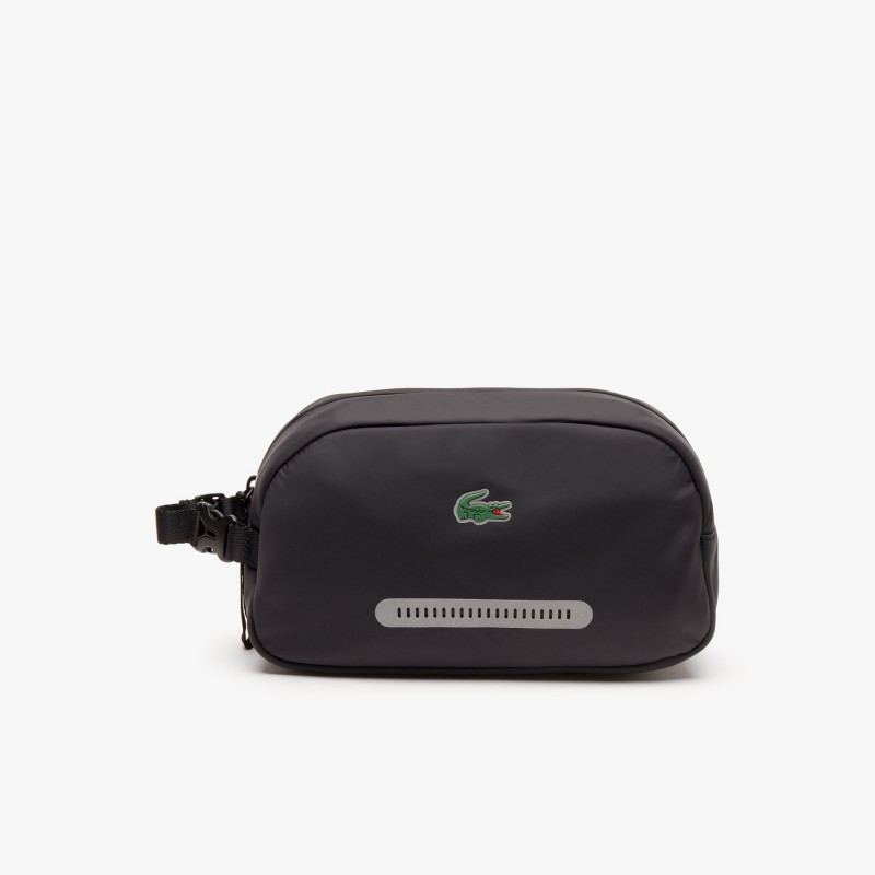 Trousse de toilette Lacoste SPORT noir Match Point en nylon