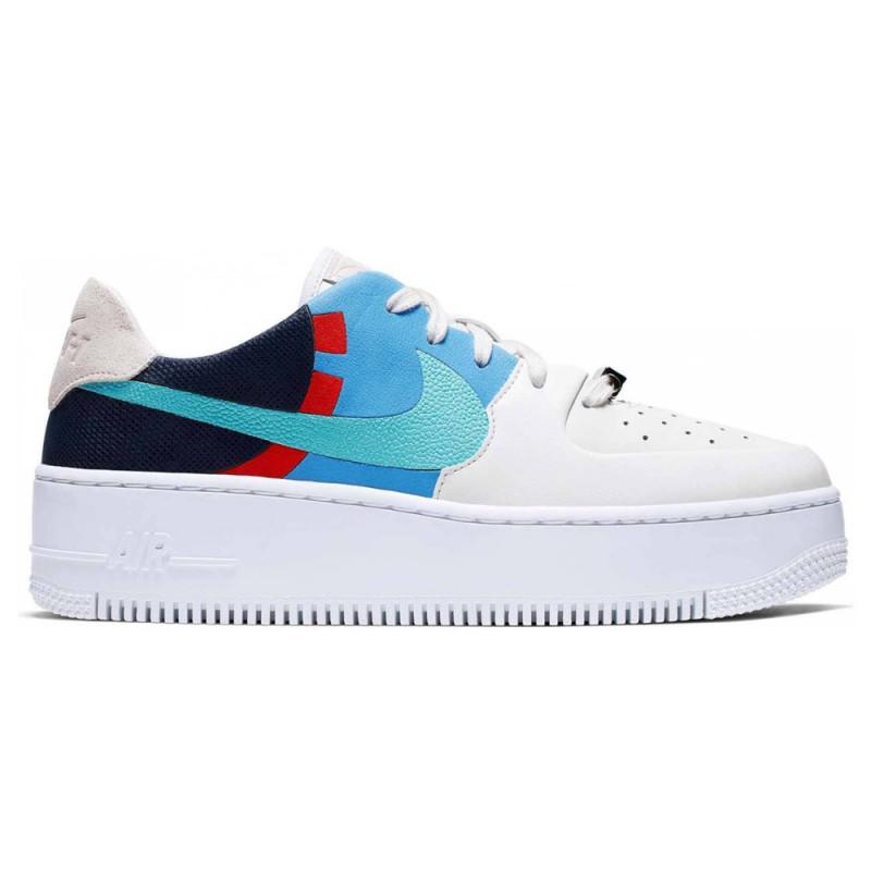 Baskets Nike Air Force 1 Sage Low LX
