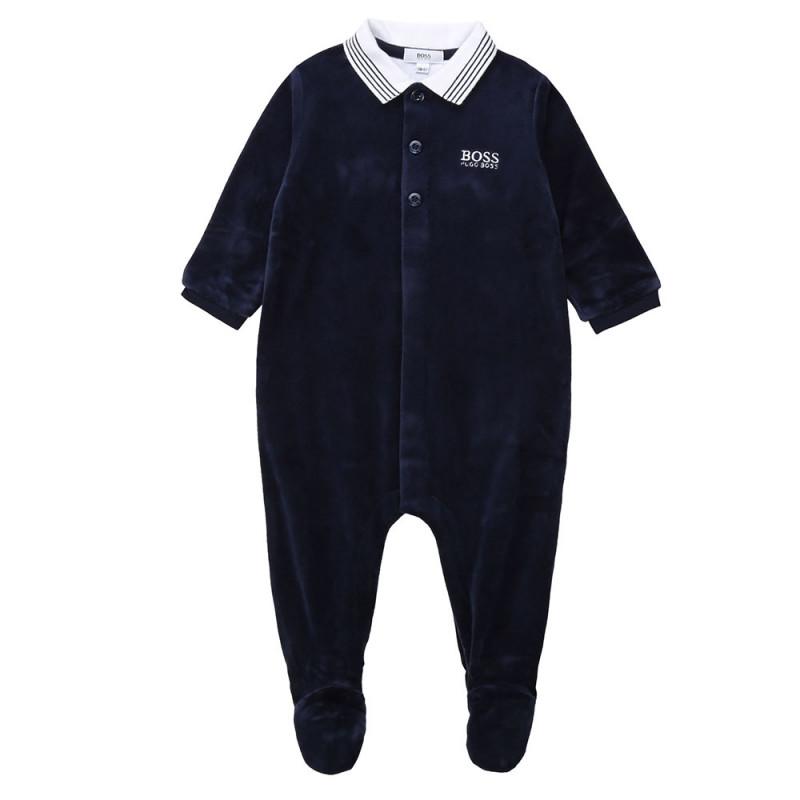 Pyjama Boss bleu