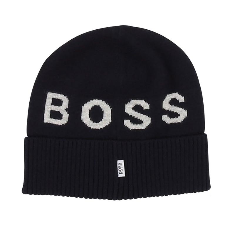 Bonnet Boss noir