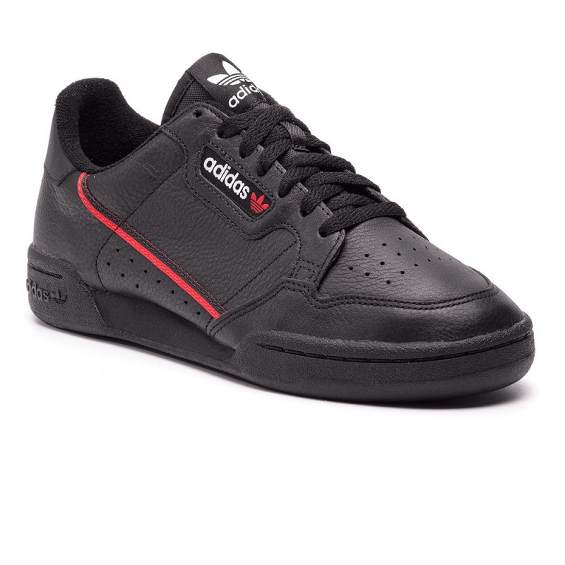 Baskets Adidas Continental 80 - Noir