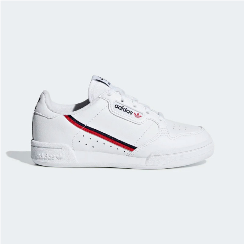 Baskets Adidas Continental 80 - Enfant