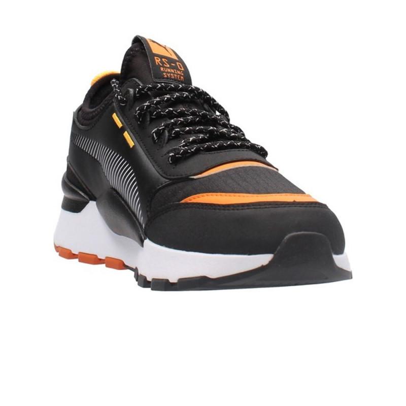 Baskets Puma Trail Black/Orange