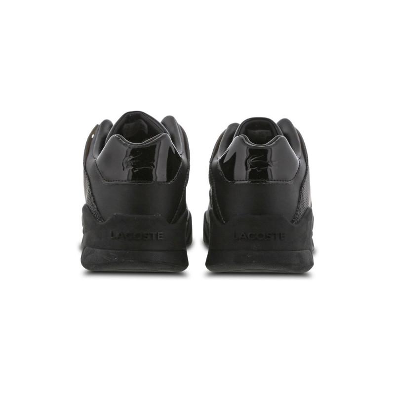 Baskets Lacoste COURT SLAM 120 1 SFA BLK/BLK