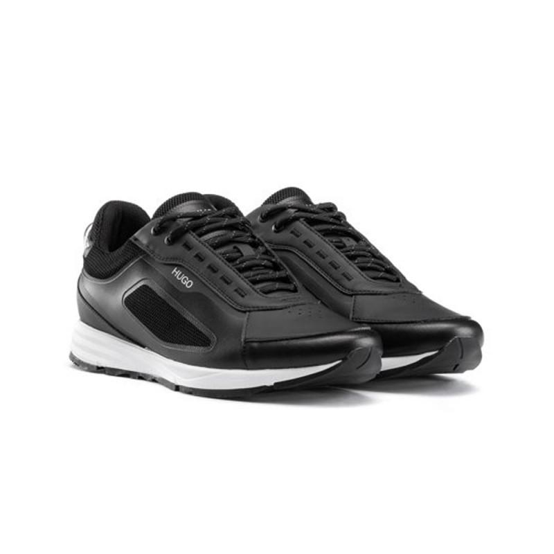 Baskets Hugo Boss Hybrid Runn MXRB Black