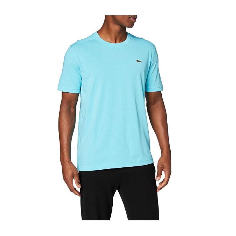 Tee Shirt Lacoste Sport Bleue
