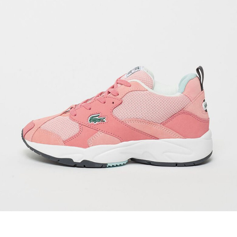 Baskets Lacoste Storm 96 120 3 US SFA PNK/OFF WHT